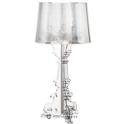 Дизайнерская настольная лампа bourgie (картель)