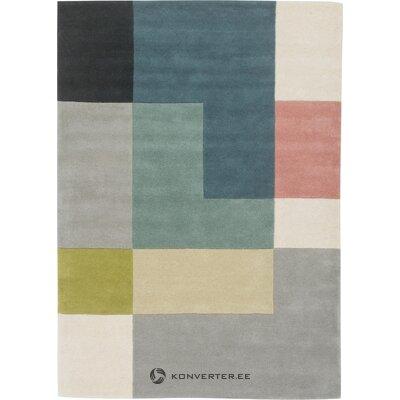 Värillinen matto ometri (Linie Design)