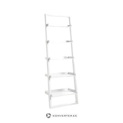 White wall shelf (cross) (whole, in box)