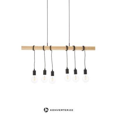 Дизайнерский подвесной светильник (eglo) (целиком, в коробке)