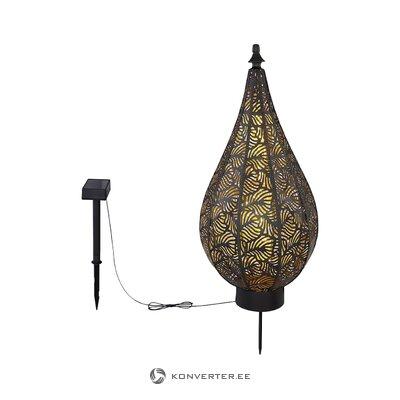 Lauka LED lampa (globo apgaismojums) (vesela, kastē)