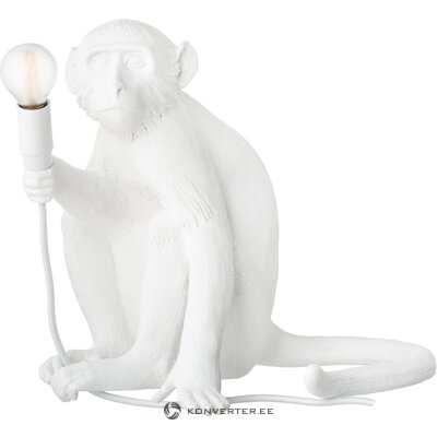 Valge Disain Laualamp Monkey (Kleine Design)