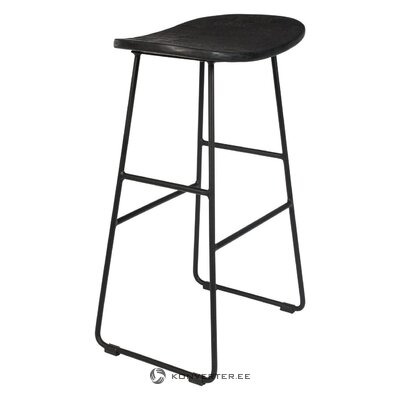 Black high chair tangle (white label living) (in box, whole)