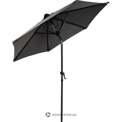 Musta sateenvarjo siesta (hovimestarit)
