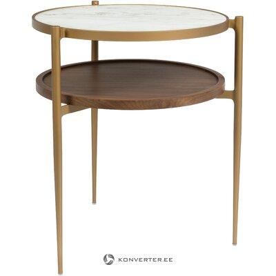 Mažas žurnalinis staliukas bella (hollandbone) (su grožio defektu, salės pavyzdys)