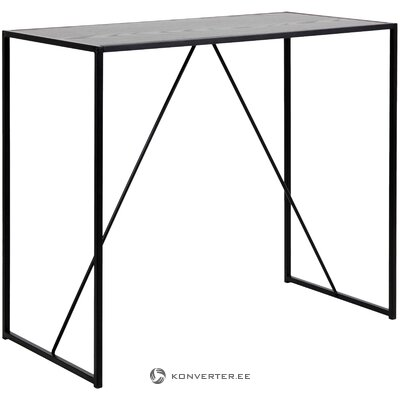 Metal frame table seaford (actona) (in box, whole)