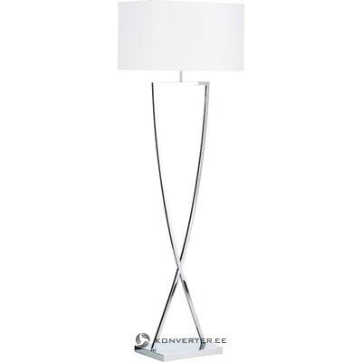Balta-sudraba grīdas lampa Tulūza (Villeroy & Boch)