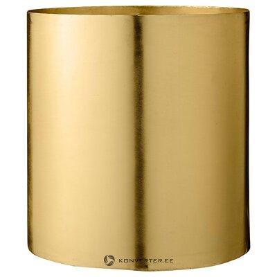 Zelta puķu pods Sharin (bloomingville)