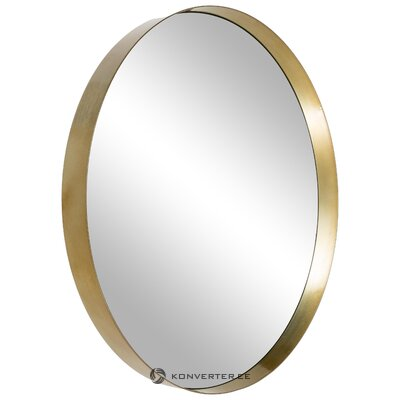 Gold framed wall mirror (hd collection) (in box, whole)