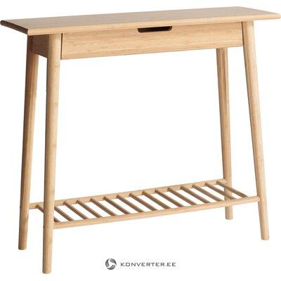 Дизайнерский стол-консоль благородный (cinas)
