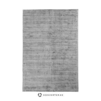 Gray viscose carpet (jane)