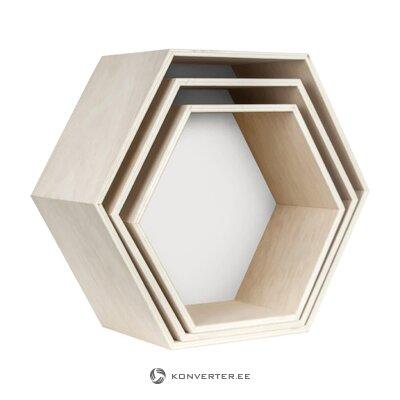 Balta un sudraba bāra krēsls (safavieh) (vesels, zāles paraugs)
