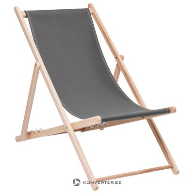Folding garden chair hot summer (rough design) (healthy, hall sample)