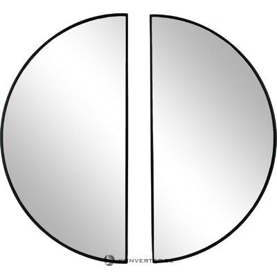 Sieninių veidrodžių komplektas 2 vnt. Michael (HD kolekcija)