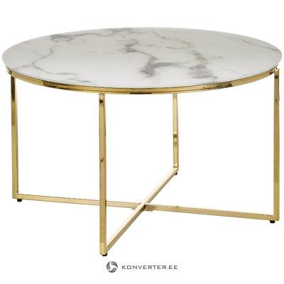 Marmora kafijas galdiņš (antigva)