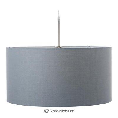 Светильник потолочный серый (миралуз) (целиком, в коробке)