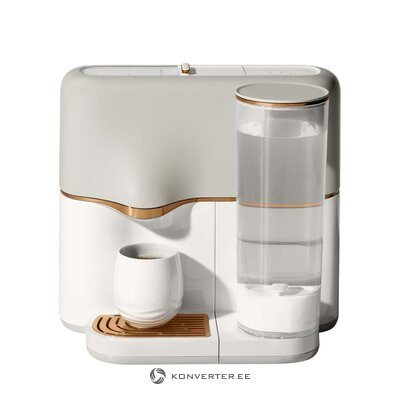White dining table (actona) (boxed, whole)