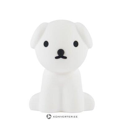 Black and white wool carpet (mandulay) (in box, whole)