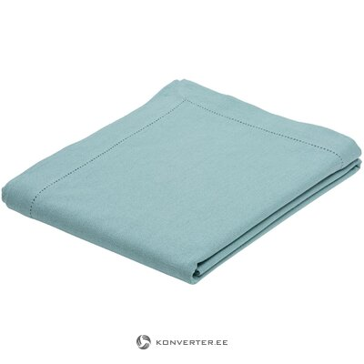 Green tablecloth (linen & more) (whole, in box)