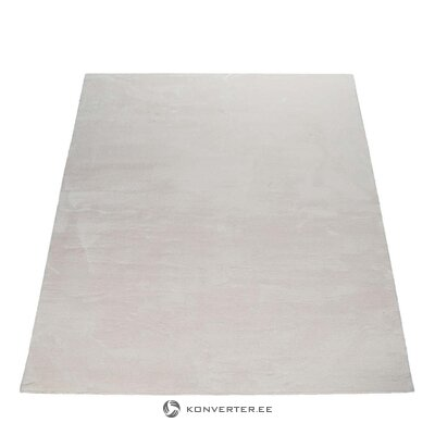 Gray-beige seat cushion (fish) (whole, hall sample)