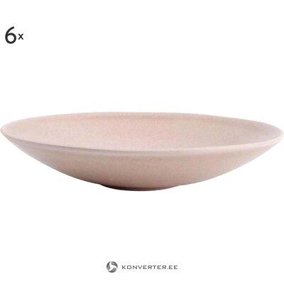 Pieni vaaleansininen sohva (Broste Copenhagen) (kokonainen, laatikossa)