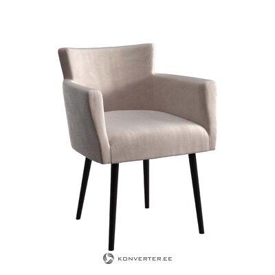 Настольная лампа серебряная (джолипа) (целиком, в коробке)