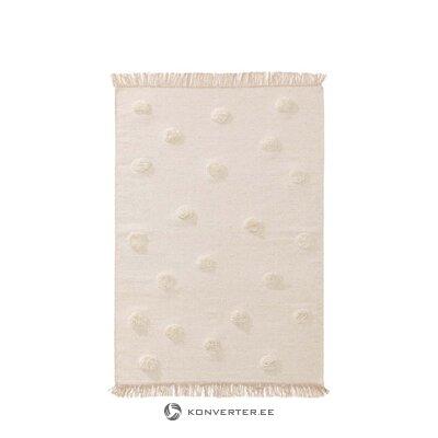 Brūns un balts dārza krēsls (Costa) (vesels, kastē)