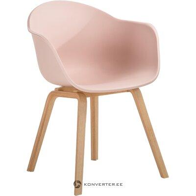 Vaaleanpunainen tuoli (Claire)