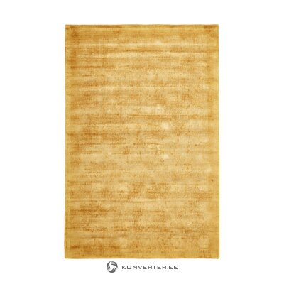 Gray-golden velvet chair (opening)