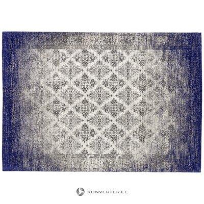 Коврик винтажный (ковровые работы) (клеймо, бракованный,)