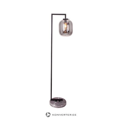 Gray floor lamp (rydens) (whole)