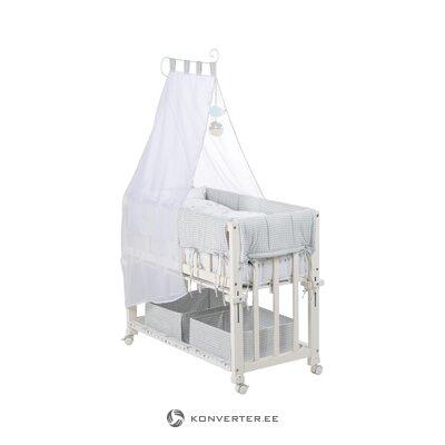 Bērnu gultiņa (vesela, kastē)