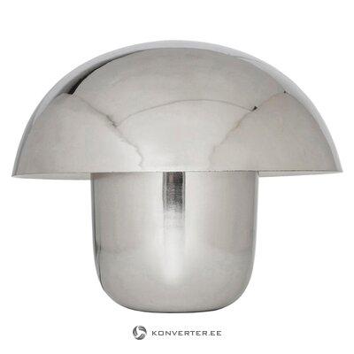 Настольная лампа под мрамор (черновой дизайн) (целиком, в коробке)