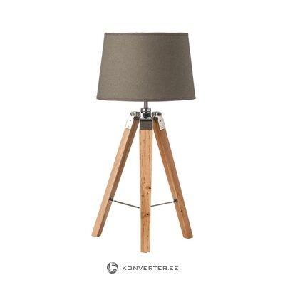Дизайнерская настольная лампа (первоклассная посуда) (целиком, в коробке)