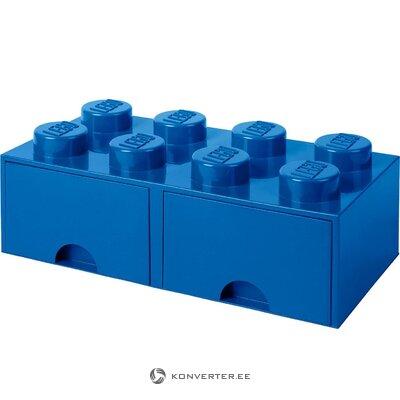 Gray velvet large corner sofa (besolux) (boxed, whole)