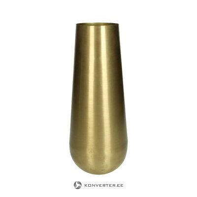 Golden flower vase (hd collection) (whole, sample)