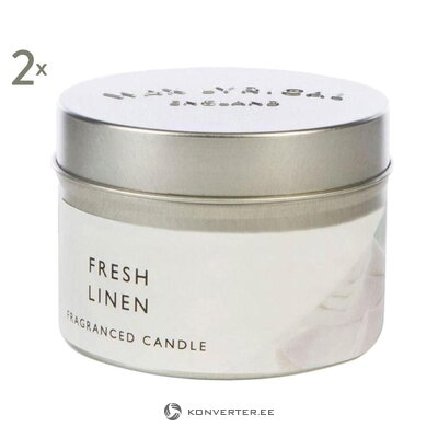 Set of candles 2 pcs (wax lyrical england) (whole, hall sample)