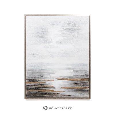 Tamsiai mėlyna aksominė sofa Modena (Besolux) (dėžutėje, visa)