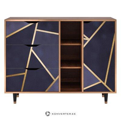 Smėlio spalvos kampinė sofa (tribeca) (dėžutė, visa)