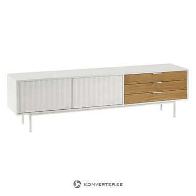 Light marble coffee table (alys) (in box, whole)