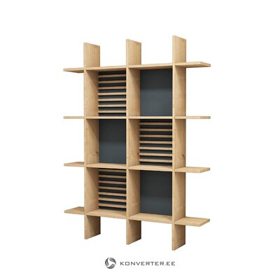 Black armchair flacon (bench & berg) (hall sample)