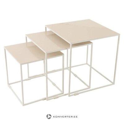 Viegls kafijas galdiņu komplekts Lioba (Jolipa) (kastē, vesels)