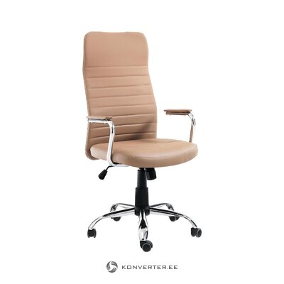 Light brown office chair tyler (tomasucci) (boxed, whole)