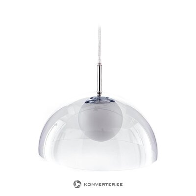 Silver gray viscose carpet (jane) (in box, whole)