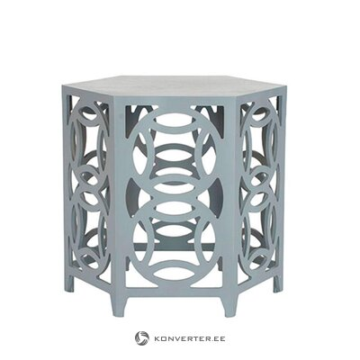 Gray-white chair carver (feeldesign) (whole, in box)