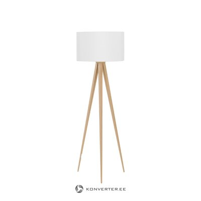 Silver floor lamp urban (vandeheg lighting) (whole)
