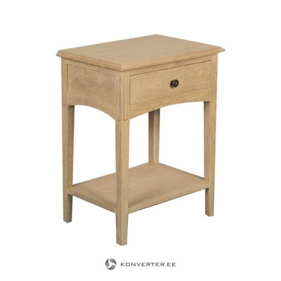 White-gold table lamp liz (anderson) (in box, whole)