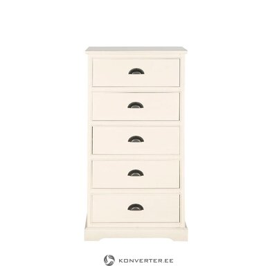 Red velvet armchair linda (inart) (boxed, whole)