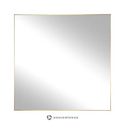 Зеркало настенное трикотажное (дом нордик) (в коробке, целиком)