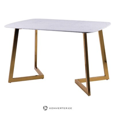 Golden table lamp (matilda) (in box, whole)